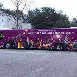 Vehicle Graphics bus wrap full vehicle vinyl graphics custom 300x225 150x150